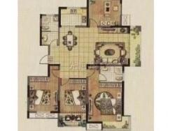 香格里拉B區四室兩廳,三南一北雙陽臺,學區房,滿五唯一