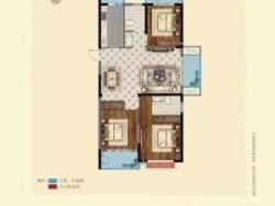 出售中天翡麗灣 87.2平米 二室 109.2萬元