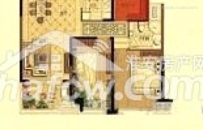 中南世紀城精致兩房宜家自住圖片