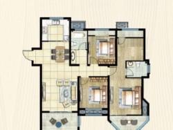 出售中南世紀錦城 四室精裝修 全天采光 看房方便