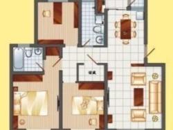學林雅苑 112平米 3室2廳2衛送車庫