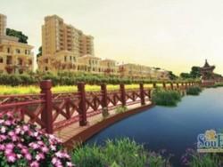 出售河畔花城洋房 148平米 四室 160萬元
