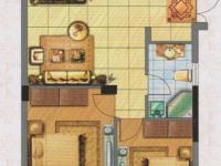 2室2厅1卫91-4