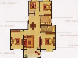 四室二廳一衛 115平方