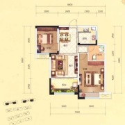 二室二厅一卫 79平方 二室二厅一卫 79平方