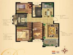 室二廳二衛 112至123平方
