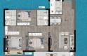 金輝城市廣場戶型圖