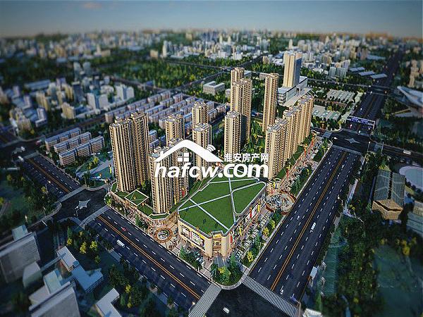 欣明文锦城 效果图