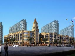 中天西城商業廣場
