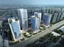 淮安市金融中心