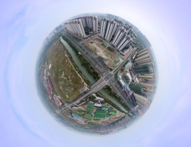 淮安保利·堂悅VR全景航拍、樣板間VR全景