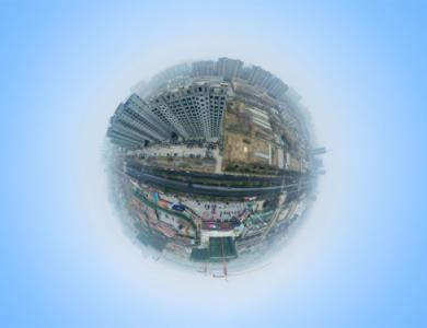 泗陽吾悅廣場全景VR航拍 示范區樣板間VR全景