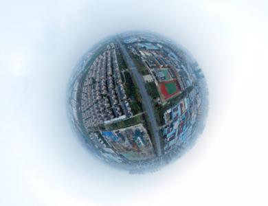 淮安金輝城市廣場VR全景 全景航拍 VR樣板間