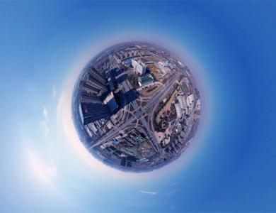 淮安富康城VR全景 全景航拍 VR樣板間