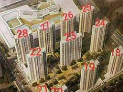 出售融創廣場 106平米 三室 127萬元
