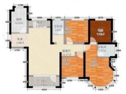 急售!中南錦城4室2廳2衛,送車位和儲藏室,滿五唯一學區